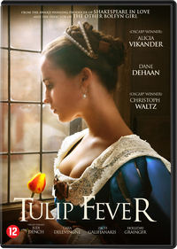 Tulip Fever-DVD