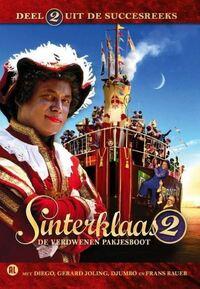 Sinterklaas 2 - De Verdwenen Pakjes Boot-DVD