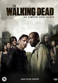 The Walking Dead - Seizoen 6-DVD