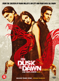 From Dusk Till Dawn - Seizoen 2-DVD