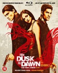From Dusk Till Dawn - Seizoen 2-Blu-Ray