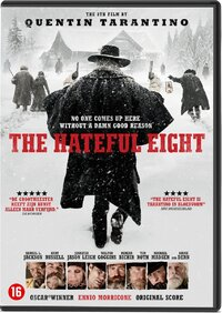 The Hateful Eight-DVD