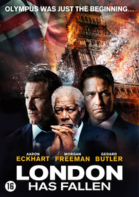 London Has Fallen-DVD