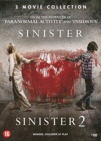 Sinister - 1 En 2-DVD