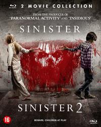 Sinister - 1 En 2-Blu-Ray