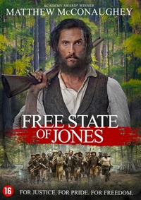 Free State Of Jones-DVD