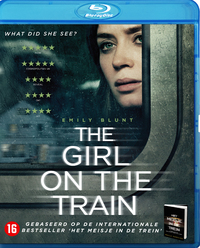 The Girl On The Train-Blu-Ray