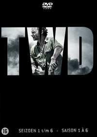 The Walking Dead - Seizoen 1-6-DVD