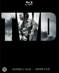The Walking Dead - Seizoen 1-6-Blu-Ray