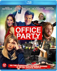 Office Party-Blu-Ray