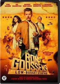 Ron Goossens - Low Budget Stuntman-DVD