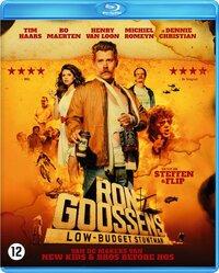 Ron Goossens - Low Budget Stuntman-Blu-Ray
