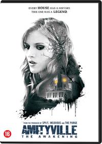 Amityville: The Awakening-DVD