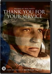 Thank You For Your Service-DVD