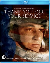 Thank You For Your Service-Blu-Ray
