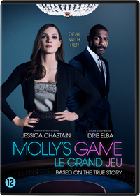 Molly's Game-DVD