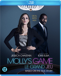 Molly's Game-Blu-Ray