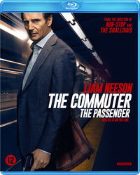 The Commuter-Blu-Ray