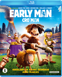 Early Man-Blu-Ray