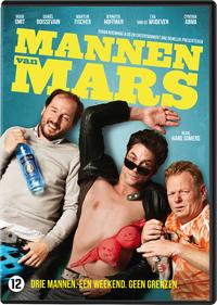 Mannen Van Mars-DVD