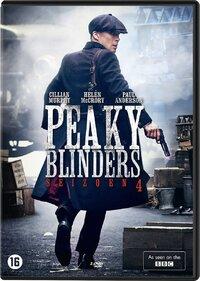 Peaky Blinders - Seizoen 4-DVD