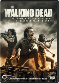 The Walking Dead - Seizoen 8-DVD