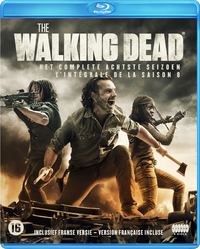 The Walking Dead - Seizoen 8-Blu-Ray