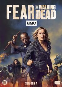 Fear The Walking Dead - Seizoen 4-DVD