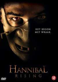 Hannibal Rising-DVD