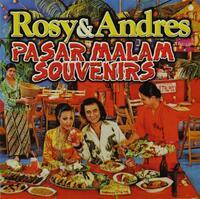 Pasar Malam Souvenirs-Rosy & Andres-CD