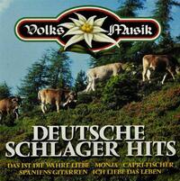 Deutsche Schlager Hits Volks Musik--CD