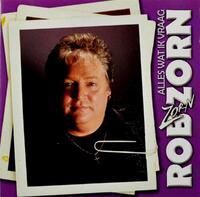 Alles Wat Ik Vraag-Rob Zorn-CD