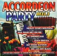 Accordeon Party Vol. 3--CD