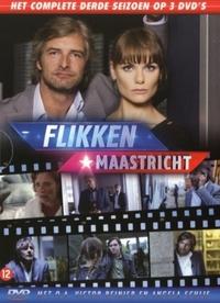 Flikken Maastricht - Seizoen 3-DVD