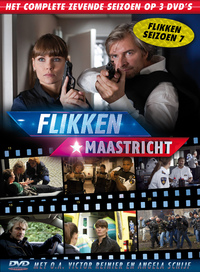 Flikken Maastricht - Seizoen 7-DVD