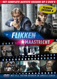 Flikken Maastricht - Seizoen 8-DVD