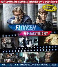 Flikken Maastricht - Seizoen 8-Blu-Ray