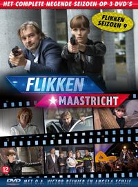 Flikken Maastricht - Seizoen 9-DVD