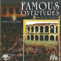 Famous Overtures-Banda La Artistica Bunol-CD