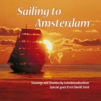 Sailing To Amsterdam-Ernst Daniel Smid-CD