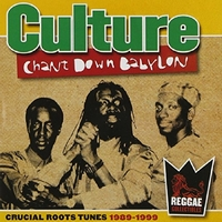 Chant Down Babylon-Culture-CD