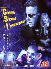 Crime Scene Investigation - Seizoen 1: Afl. 1.13-1.23-DVD
