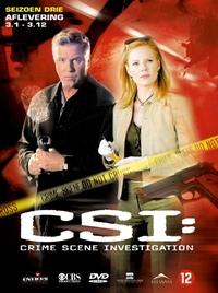 Crime Scene Investigation - Seizoen 3: Afl. 3.1-3.12-DVD