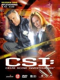 Crime Scene Investigation - Seizoen 3: Afl. 3.13-3.23-DVD