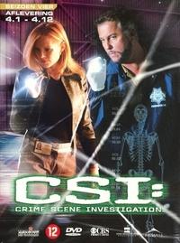 Crime Scene Investigation - Seizoen 4: Afl. 4.1-4.12-DVD