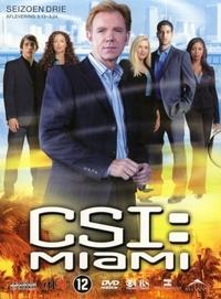 Csi Miami - Seizoen 3 Deel 2-DVD