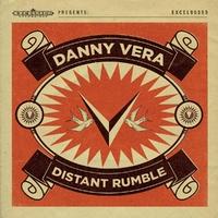 Distant Rumble (LP+CD)-Danny Vera-LP