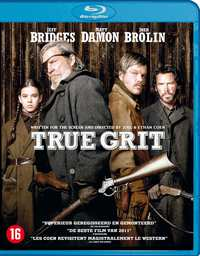 True Grit (2010)-Blu-Ray