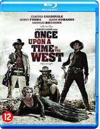 Once Upon A Time In The West-Blu-Ray