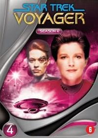 Star Trek Voyager - Seizoen 4-DVD